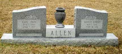 ALLEN, CARL - Caldwell County, Louisiana   CARL ALLEN - Louisiana Gravestone Photos