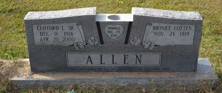 ALLEN, CLIFFORD L,SR - Caldwell County, Louisiana   CLIFFORD L,SR ALLEN - Louisiana Gravestone Photos