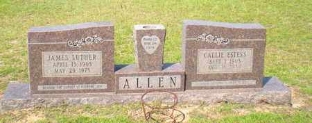ALLEN, JAMES LUTHER - Caldwell County, Louisiana | JAMES LUTHER ALLEN - Louisiana Gravestone Photos