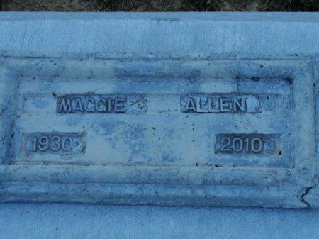 ALLEN, MAGGIE L - Caldwell County, Louisiana | MAGGIE L ALLEN - Louisiana Gravestone Photos