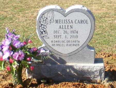 ALLEN, MELISSA CAROL - Caldwell County, Louisiana | MELISSA CAROL ALLEN - Louisiana Gravestone Photos
