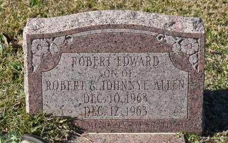 ALLEN, ROBERT EDWARD - Caldwell County, Louisiana | ROBERT EDWARD ALLEN - Louisiana Gravestone Photos