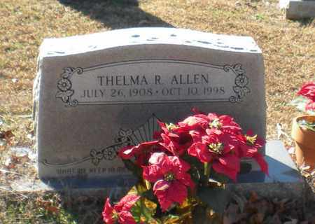 ALLEN, THELMA - Caldwell County, Louisiana | THELMA ALLEN - Louisiana Gravestone Photos