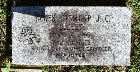 "BAILEY, JAMES CLEMENP ""J C"" - Caldwell County, Louisiana   JAMES CLEMENP ""J C"" BAILEY - Louisiana Gravestone Photos"