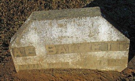 BARNETT, A E - Caldwell County, Louisiana   A E BARNETT - Louisiana Gravestone Photos