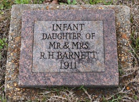 BARNETT, INFANT DAUGHTER - Caldwell County, Louisiana | INFANT DAUGHTER BARNETT - Louisiana Gravestone Photos