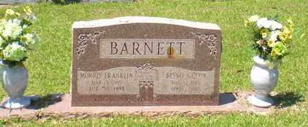 BARNETT, MORRIS FRANKLIN - Caldwell County, Louisiana | MORRIS FRANKLIN BARNETT - Louisiana Gravestone Photos