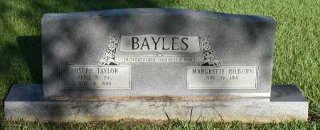 BAYLES, MARGRETTE - Caldwell County, Louisiana | MARGRETTE BAYLES - Louisiana Gravestone Photos