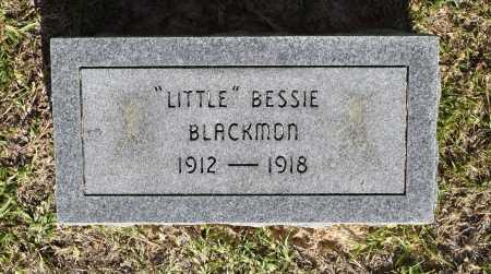 BLACKMON, BESSIE - Caldwell County, Louisiana | BESSIE BLACKMON - Louisiana Gravestone Photos