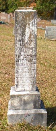 BLACKMON, MARY FLORENCE - Caldwell County, Louisiana | MARY FLORENCE BLACKMON - Louisiana Gravestone Photos