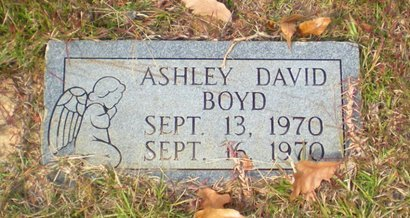 BOYD, ASHLEY DAVID - Caldwell County, Louisiana | ASHLEY DAVID BOYD - Louisiana Gravestone Photos
