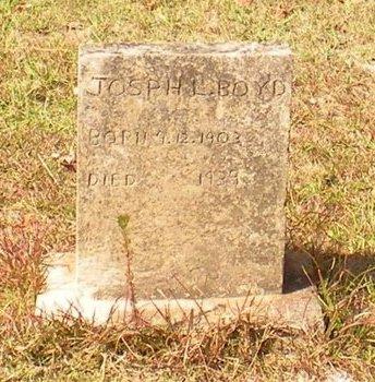 BOYD, JOSEPH L - Caldwell County, Louisiana | JOSEPH L BOYD - Louisiana Gravestone Photos