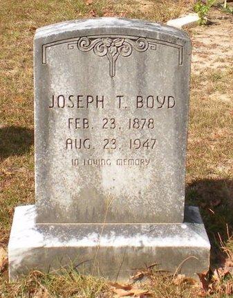 BOYD, JOSEPH T - Caldwell County, Louisiana   JOSEPH T BOYD - Louisiana Gravestone Photos