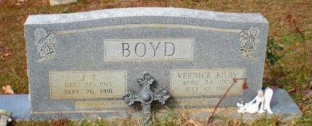 BOYD, VERNICE - Caldwell County, Louisiana | VERNICE BOYD - Louisiana Gravestone Photos