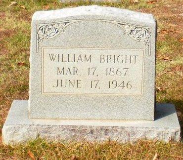 BRIGHT, WILLIAM - Caldwell County, Louisiana | WILLIAM BRIGHT - Louisiana Gravestone Photos