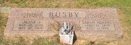 BUSBY, JESSIE J - Caldwell County, Louisiana | JESSIE J BUSBY - Louisiana Gravestone Photos