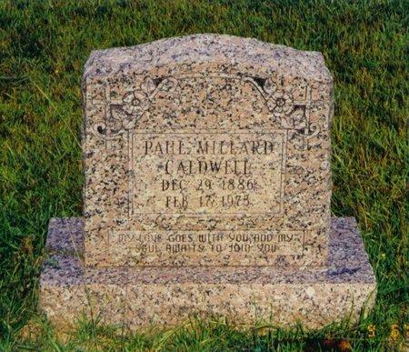 CALDWELL, PAUL MILLARD - Caldwell County, Louisiana | PAUL MILLARD CALDWELL - Louisiana Gravestone Photos