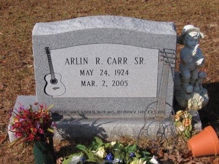 CARR, ARLIN ROBERT, SR - Caldwell County, Louisiana   ARLIN ROBERT, SR CARR - Louisiana Gravestone Photos