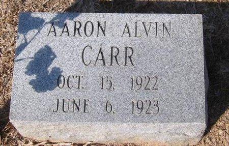 CARR, AARON ALVIN - Caldwell County, Louisiana | AARON ALVIN CARR - Louisiana Gravestone Photos