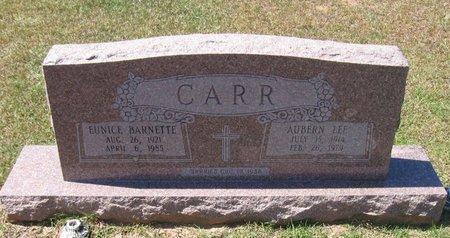 CARR, AUBERN LEE - Caldwell County, Louisiana | AUBERN LEE CARR - Louisiana Gravestone Photos