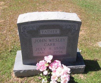 CARR, JOHN WESLEY - Caldwell County, Louisiana | JOHN WESLEY CARR - Louisiana Gravestone Photos