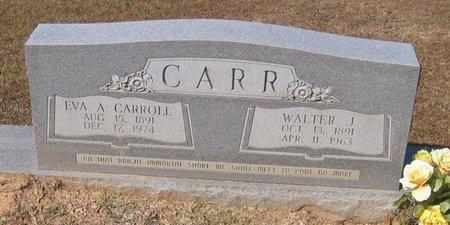 CARR, EVA A - Caldwell County, Louisiana   EVA A CARR - Louisiana Gravestone Photos