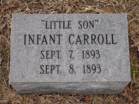 CARROLL, INFANT SON - Caldwell County, Louisiana | INFANT SON CARROLL - Louisiana Gravestone Photos