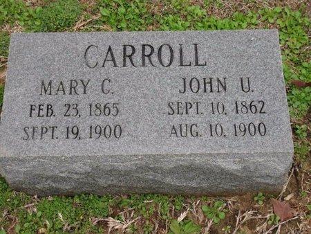 MEREDITH CARROLL, MARY C - Caldwell County, Louisiana | MARY C MEREDITH CARROLL - Louisiana Gravestone Photos