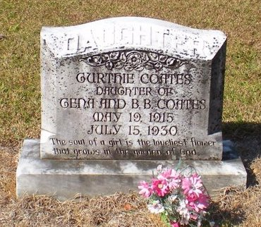 COATES, GURTHIE - Caldwell County, Louisiana | GURTHIE COATES - Louisiana Gravestone Photos