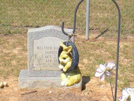 COATES, HEATHER DELANE - Caldwell County, Louisiana | HEATHER DELANE COATES - Louisiana Gravestone Photos