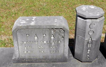 COATES, JOSEPH POLLARD - Caldwell County, Louisiana | JOSEPH POLLARD COATES - Louisiana Gravestone Photos