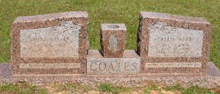 COATES, LAURA - Caldwell County, Louisiana | LAURA COATES - Louisiana Gravestone Photos