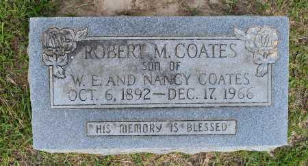 COATES, ROBERT M - Caldwell County, Louisiana | ROBERT M COATES - Louisiana Gravestone Photos
