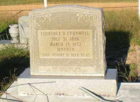 CORNWELL, FLORENCE - Caldwell County, Louisiana | FLORENCE CORNWELL - Louisiana Gravestone Photos