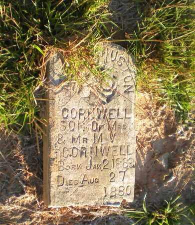CORNWELL, HENRY HUSTON - Caldwell County, Louisiana   HENRY HUSTON CORNWELL - Louisiana Gravestone Photos