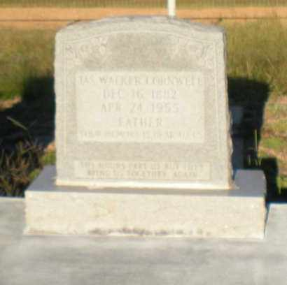 CORNWELL, JAS WALKER - Caldwell County, Louisiana   JAS WALKER CORNWELL - Louisiana Gravestone Photos