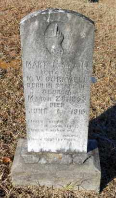 CORNWENLL, MARY L - Caldwell County, Louisiana   MARY L CORNWENLL - Louisiana Gravestone Photos