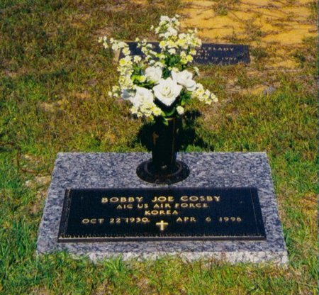 COSBY, BOBBY JOE  (VETERAN KOR) - Caldwell County, Louisiana   BOBBY JOE  (VETERAN KOR) COSBY - Louisiana Gravestone Photos