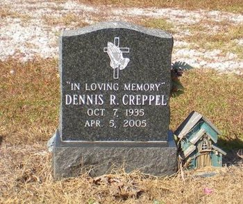 CREPPEL, DENNIS R - Caldwell County, Louisiana   DENNIS R CREPPEL - Louisiana Gravestone Photos