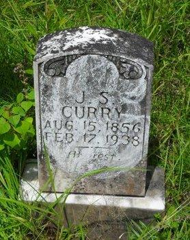 CURRY, J S - Caldwell County, Louisiana   J S CURRY - Louisiana Gravestone Photos