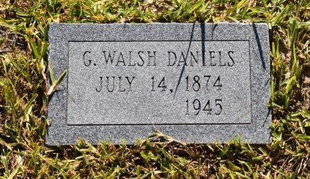 DANIELS, G WALSH - Caldwell County, Louisiana   G WALSH DANIELS - Louisiana Gravestone Photos
