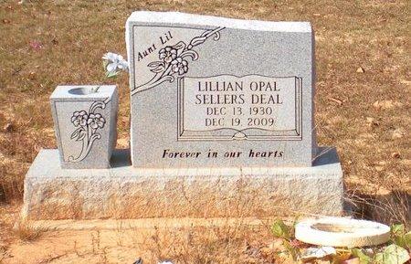 SELLERS DEAL, LILLIAN OPAL - Caldwell County, Louisiana | LILLIAN OPAL SELLERS DEAL - Louisiana Gravestone Photos