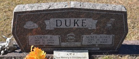 DUKE, AGNES - Caldwell County, Louisiana | AGNES DUKE - Louisiana Gravestone Photos