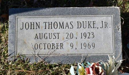DUKE, JOHN THOMAS, JR - Caldwell County, Louisiana | JOHN THOMAS, JR DUKE - Louisiana Gravestone Photos