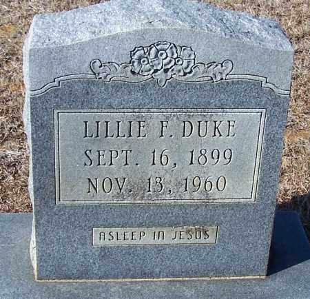 DUKE, LILLIE - Caldwell County, Louisiana | LILLIE DUKE - Louisiana Gravestone Photos