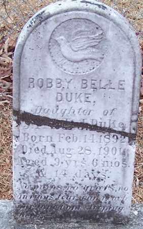 DUKE, ROBBY BELLE - Caldwell County, Louisiana   ROBBY BELLE DUKE - Louisiana Gravestone Photos