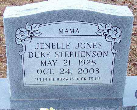 JONES DUKE, JENELLE - Caldwell County, Louisiana | JENELLE JONES DUKE - Louisiana Gravestone Photos