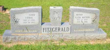 FITZGERALD, FLEDA - Caldwell County, Louisiana | FLEDA FITZGERALD - Louisiana Gravestone Photos