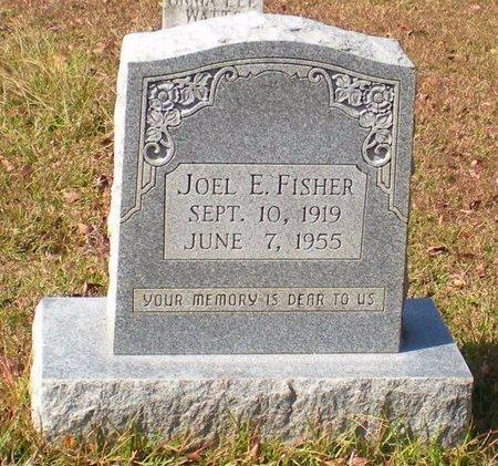 FISHER, JOEL E - Caldwell County, Louisiana   JOEL E FISHER - Louisiana Gravestone Photos