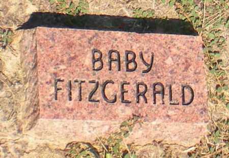 FITZGERALD, BABY - Caldwell County, Louisiana   BABY FITZGERALD - Louisiana Gravestone Photos
